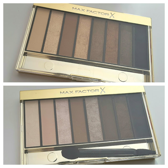 palette nude Max Factor