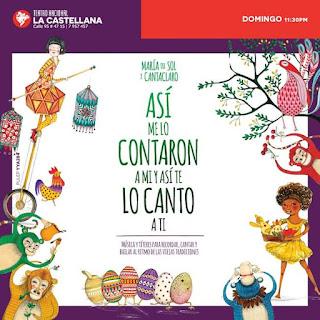 María Del Sol y Cantaclaro: Así Me Lo Contaron 2