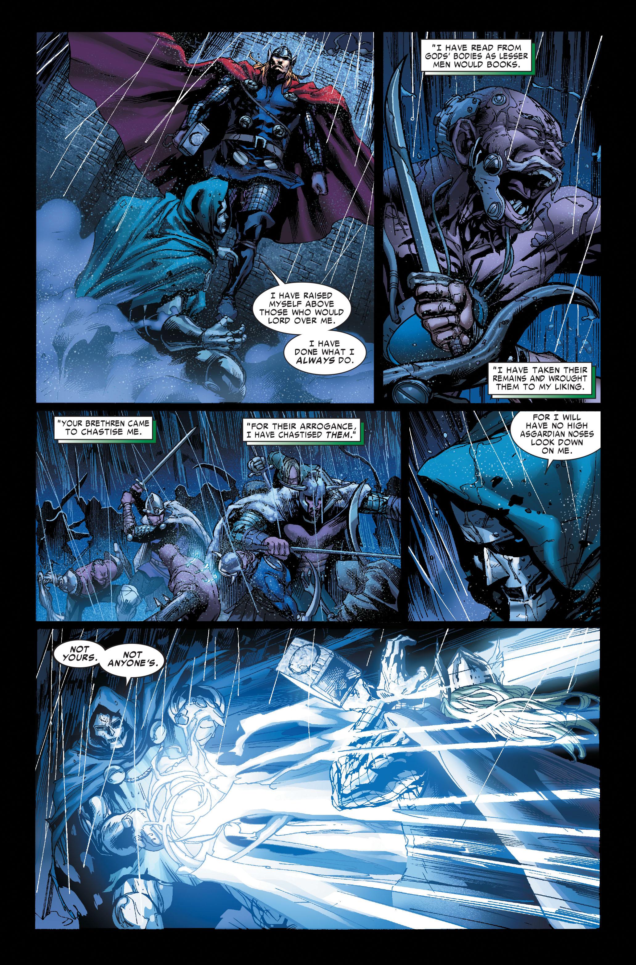 Thor (2007) Issue #605 #18 - English 5