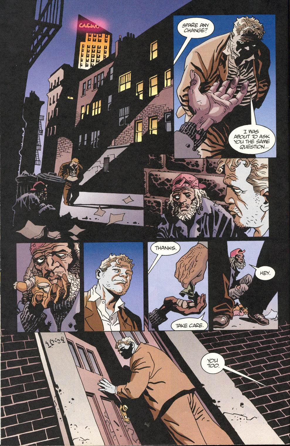 Read online 100 Bullets comic -  Issue #24 - 6