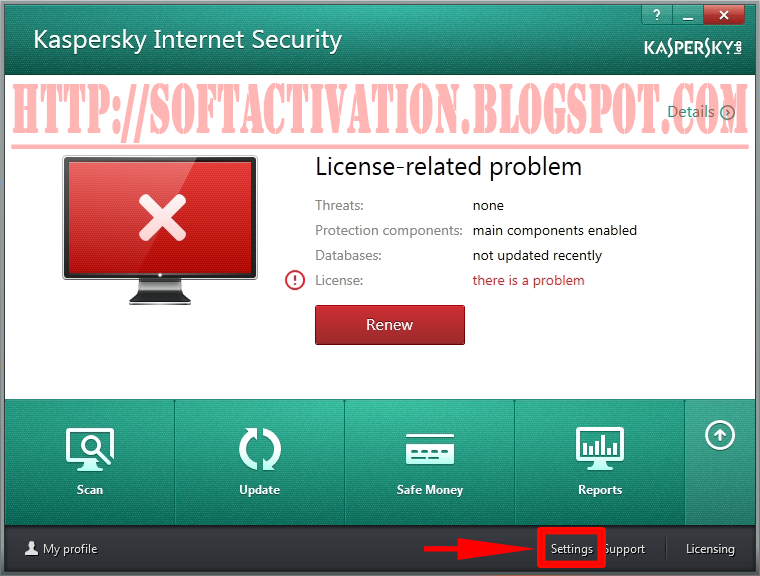 kaspersky internet security 2014 free trial