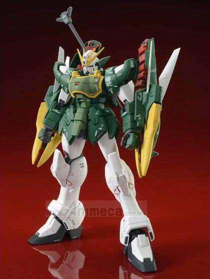 Model Kit Altron Gundam EW Ver. Master Grade (MG) 1/100 New Mobile Report Gundam Wing BANDAI