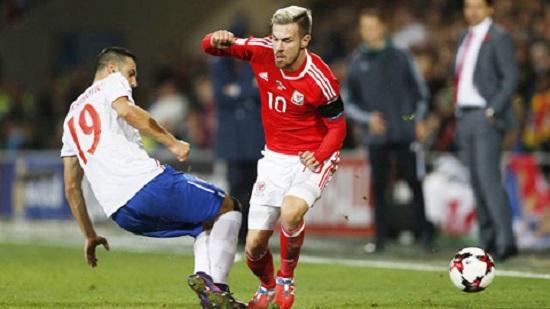 Xứ Wales đang kém Serbia 4 điểm.