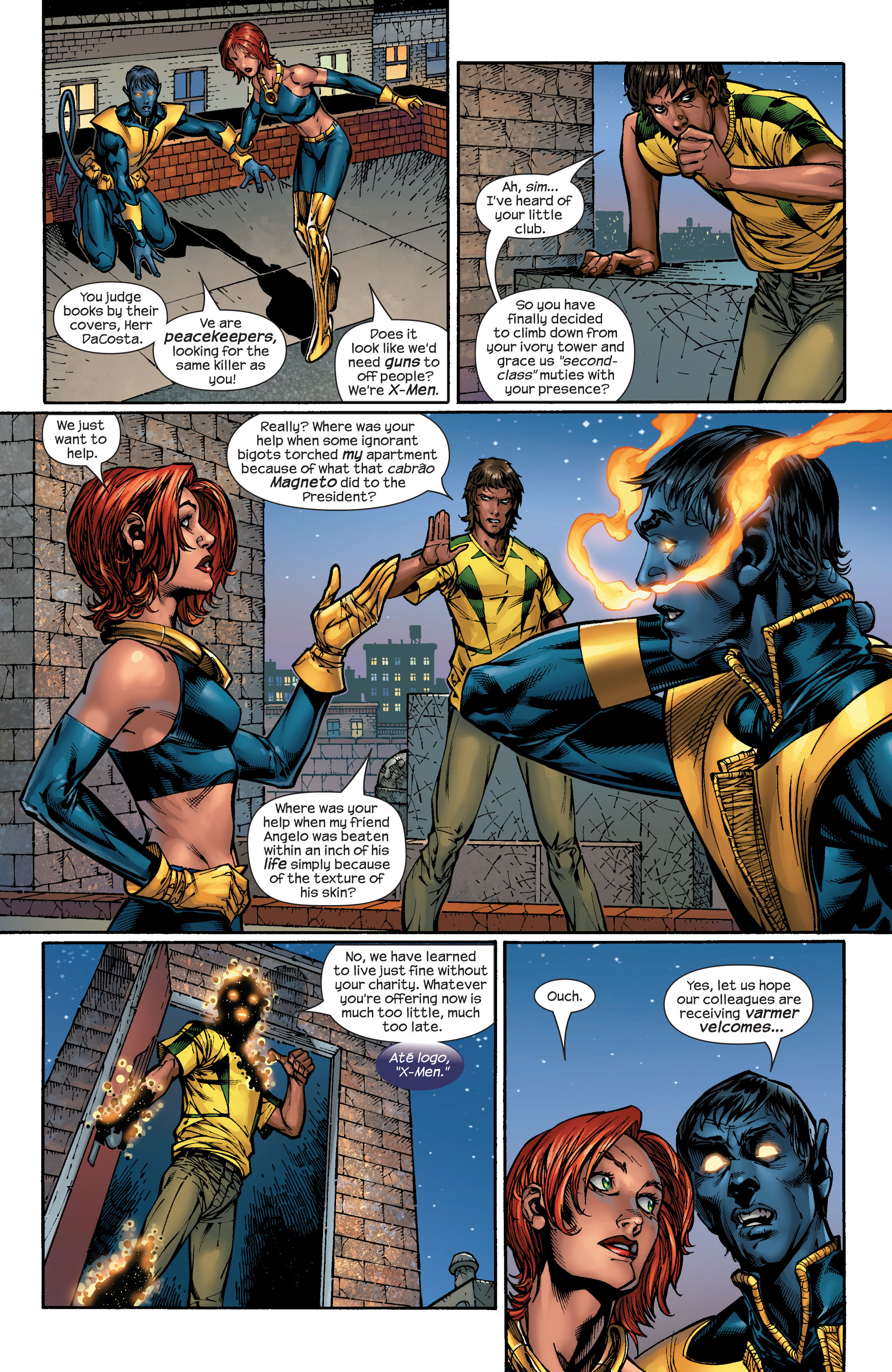 Read online Ultimate X-Men comic -  Issue #48 - 11