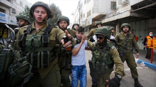 """ONG: Niños palestinos sufren """"abusos desenfrenados"""""""