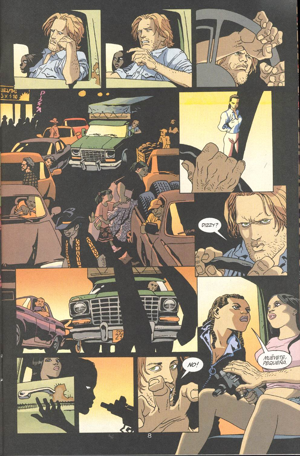 Read online 100 Bullets comic -  Issue #30 - 10