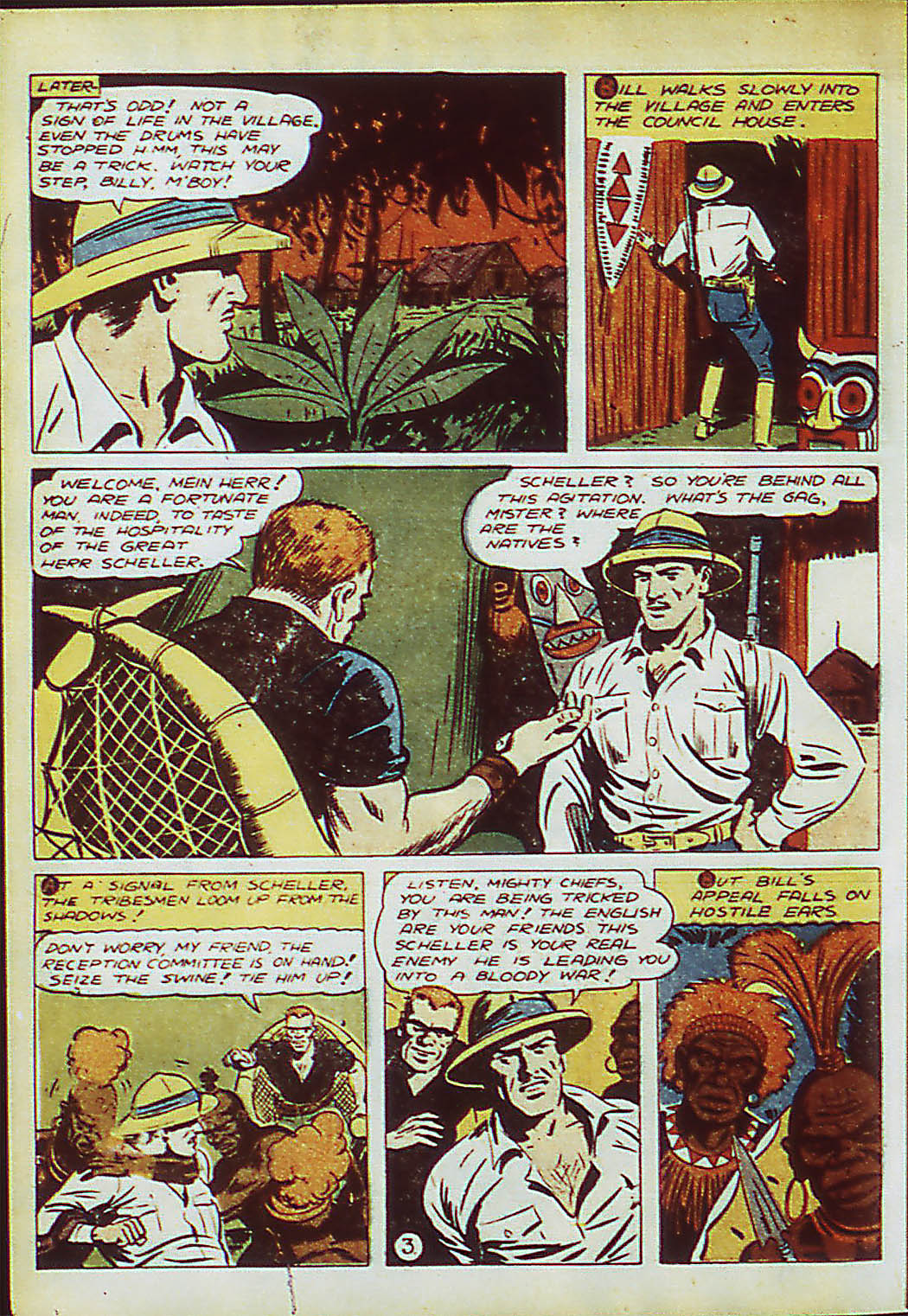 Read online Action Comics (1938) comic -  Issue #41 - 51