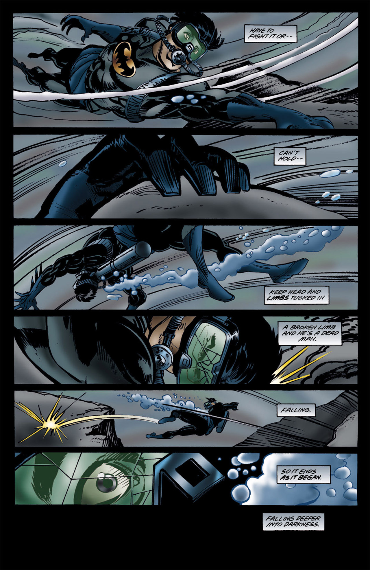 Detective Comics (1937) 720 Page 19
