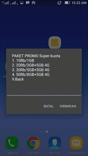 Kumpulan Kode Paket Internet Telkomsel Murah 2018