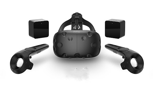 Amazing HTC Vive VR Headset