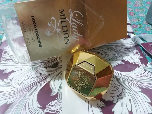 Lady Million Paco Rabbane EDP Review