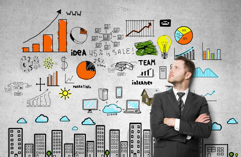 Marketing là công việc khá năng động, gần như không gò bó thời gian hay địa điểm