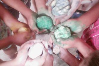 """Educadores da ONG Ceacri trabalham a """"Arte como elemento promissor de transformação social"""""""