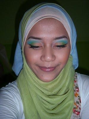 beautiful hijabi