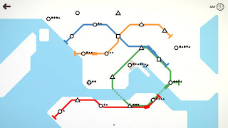 Mini Metro Apk v1.1 Full Unlocked Update Terbaru