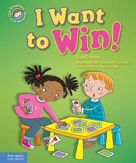 I Want to Win - I Want to Win! is a typical social story that helps illustrate a key social skill for young kids. With a little help and guidance, Bella realizes that trying your best is better than being a sore loser and she learns to have fun along the way.