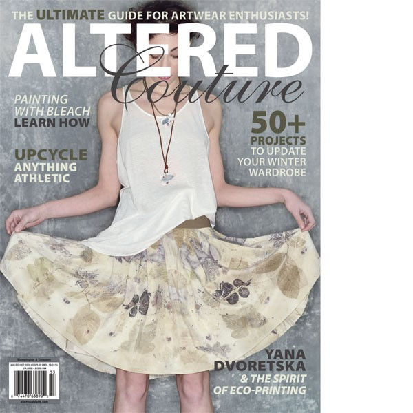 Altered Couture magazine Winter 2015