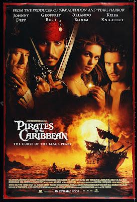piraci z karaibów klątwa czarnej perły film johnny depp