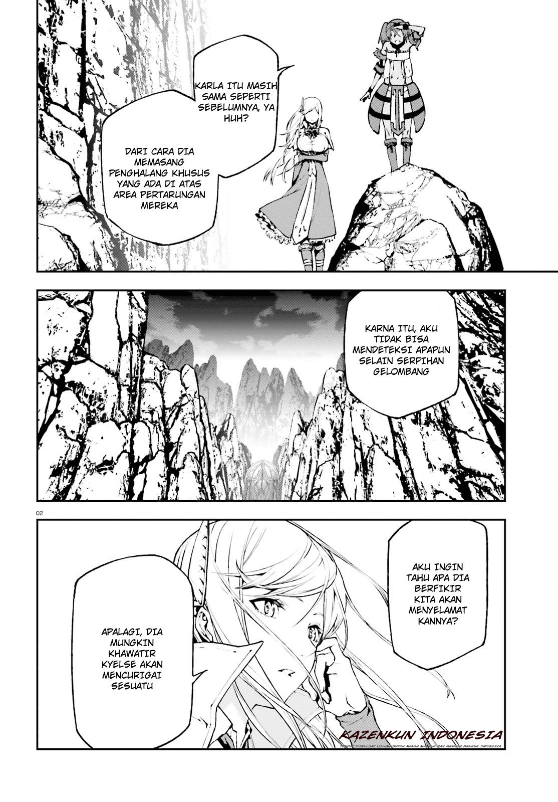 Baca Komik Sekai no Owari no Encore Chapter 25 Bahasa Indonesia Page 4 Kintamaindo