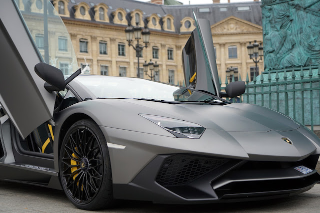 lamborghini Paris