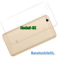 Protector transparente Redmi 4X