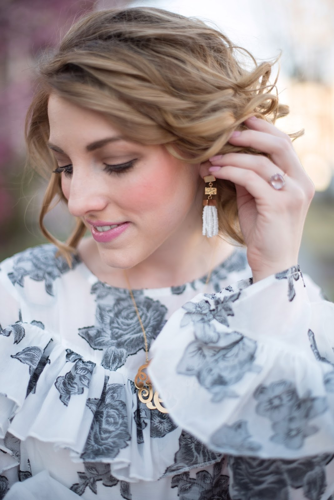 Statement Earrings - Something Delightful Blog