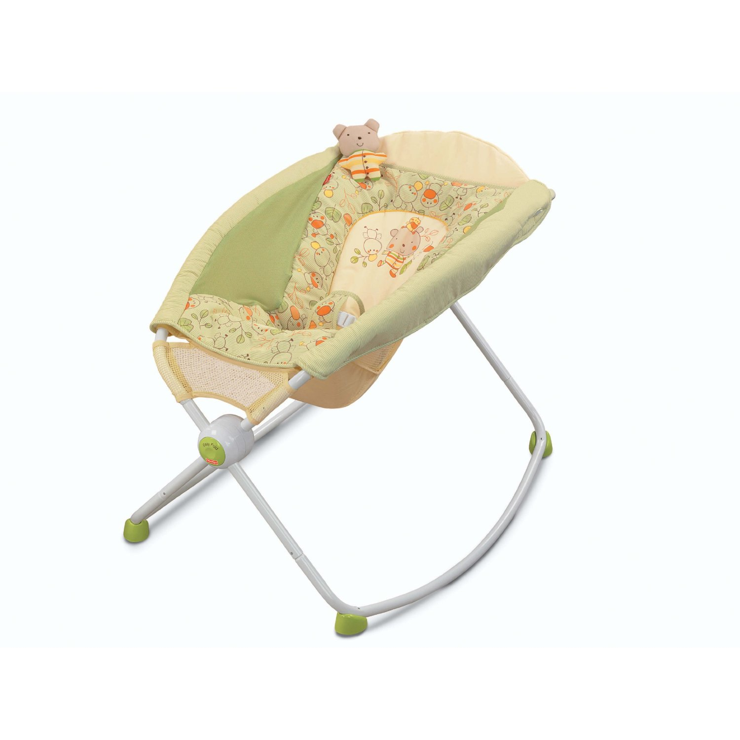 Crayons And Checkbooks New Baby Favorite Portable Cradle