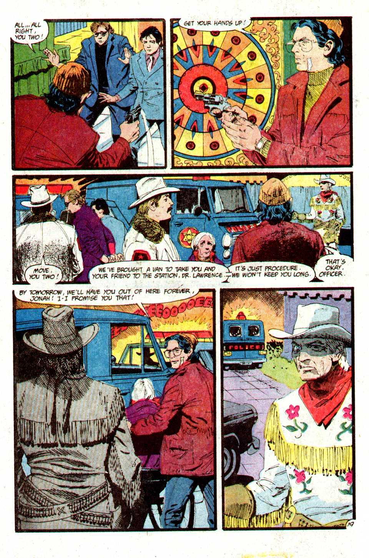 Read online Secret Origins (1986) comic -  Issue #21 - 21