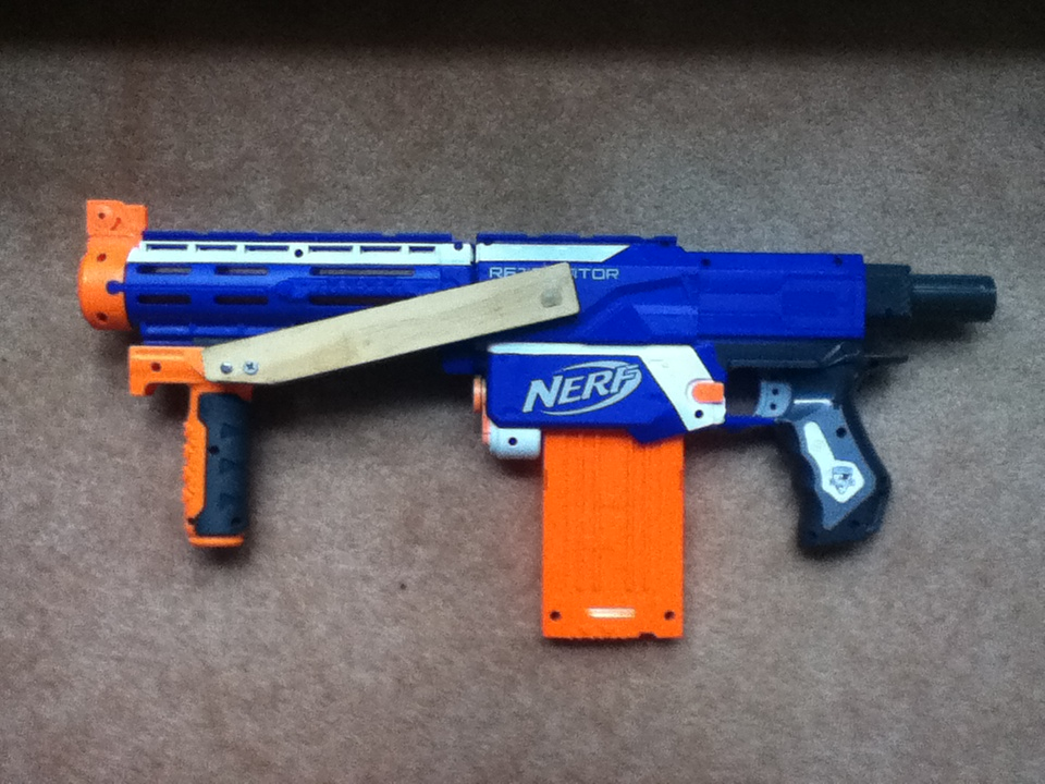 Outback Nerf: Pump Action Nerf Retaliator