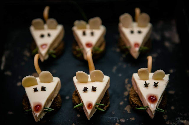 gastronomia halloween