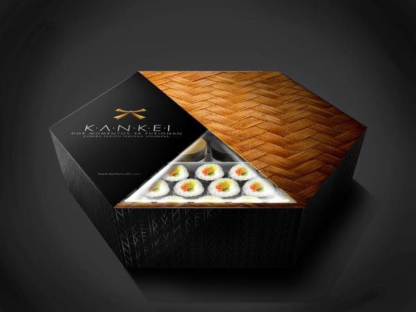 25 gorgeous sushi packaging designs