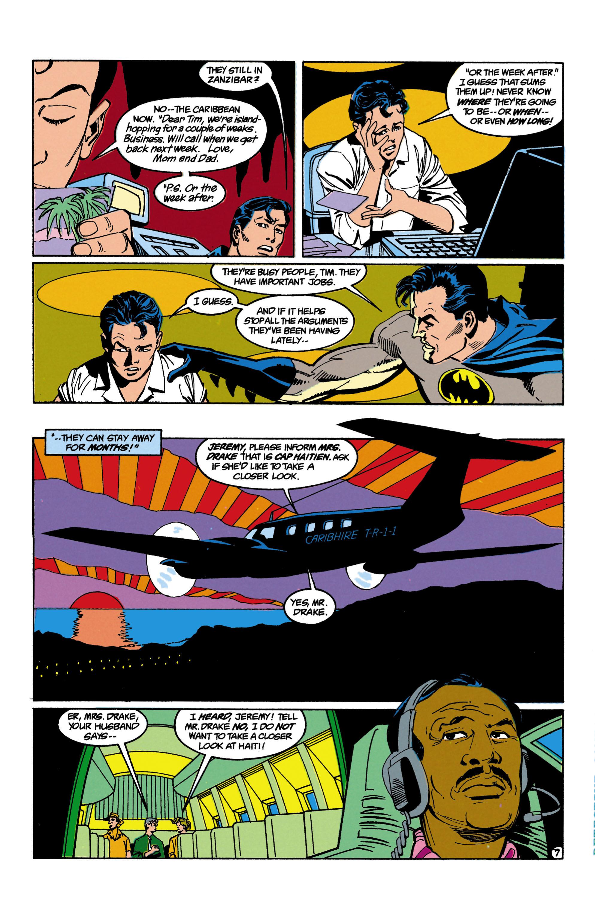 Detective Comics (1937) 618 Page 7