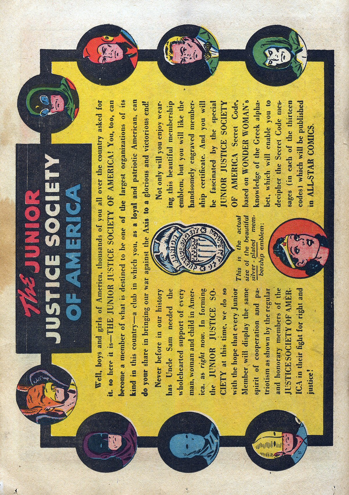 Read online All-Star Comics comic -  Issue #14 - 32