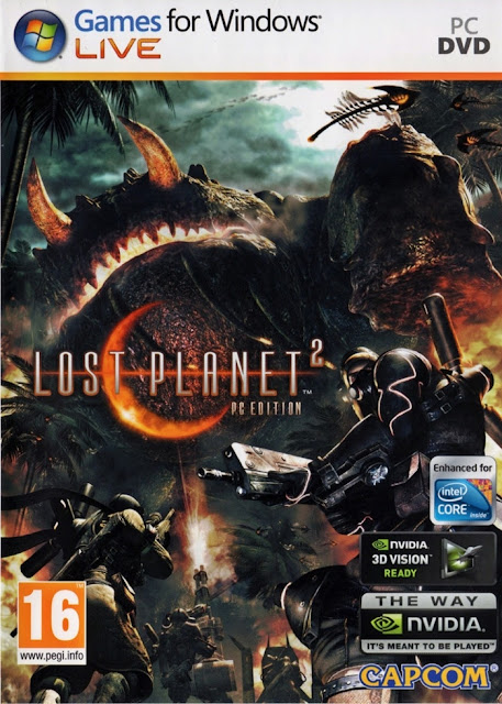 LOST PLANET 2 (games pc)