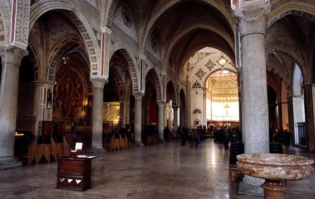 Passeio pela igreja Santa Maria delle Grazie em Milão