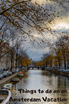 Travel the World: Amsterdam has many things to do to include in a vacation itinerary, including plenty of things to do in Amsterdam's neighborhoods outside the city center.