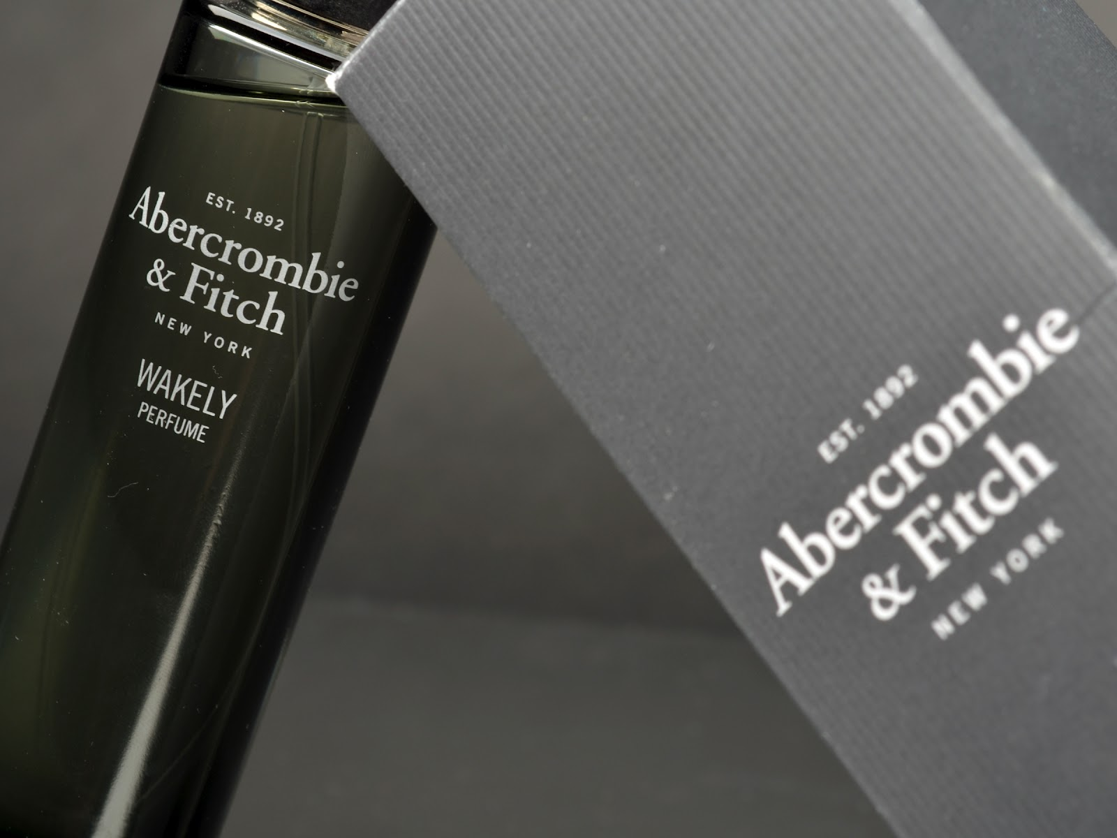 Abercrombie & fitch wakely perfume