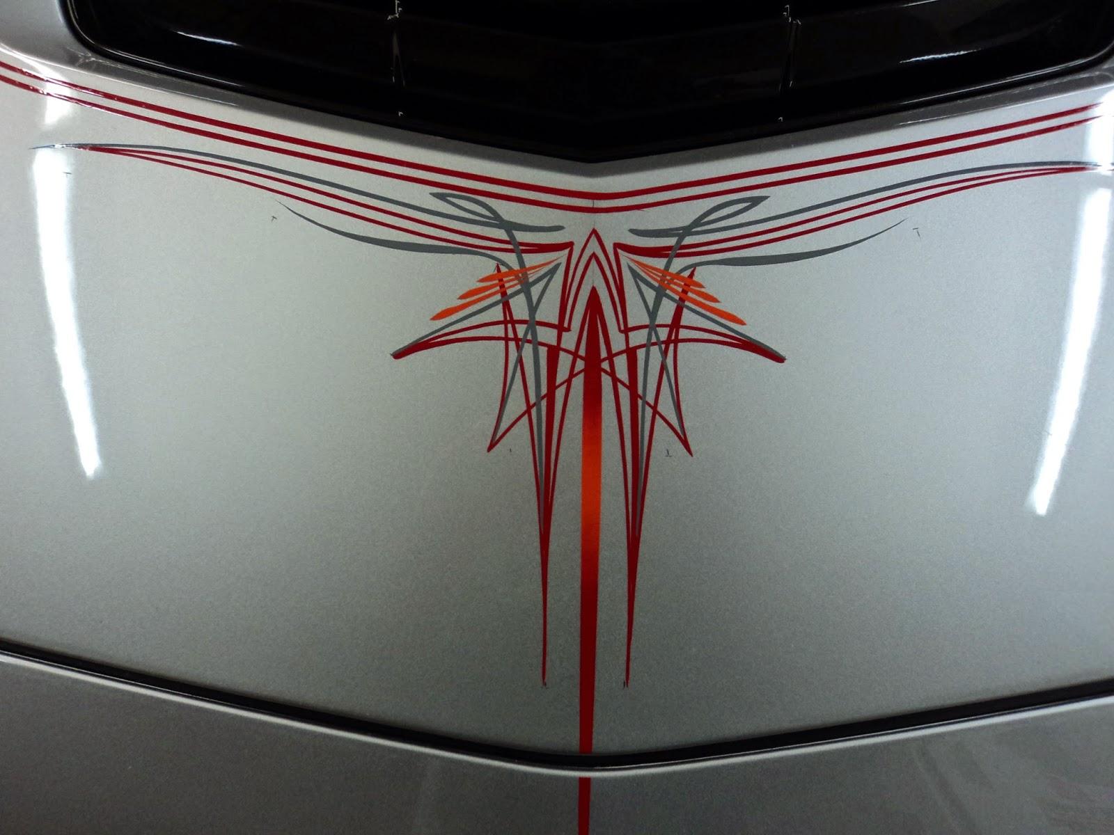 Dennis Day Designs Lettering Pinstriping Murals Pinstriping