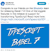 Nova versão do Babel traz suporte a Typescript