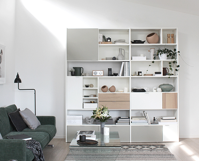 Boconcept Bookcase: T.D.C: New + Noted