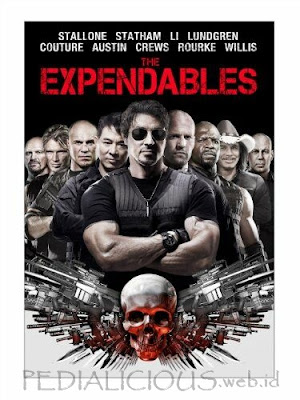 Sinopsis film The Expendables (2010)