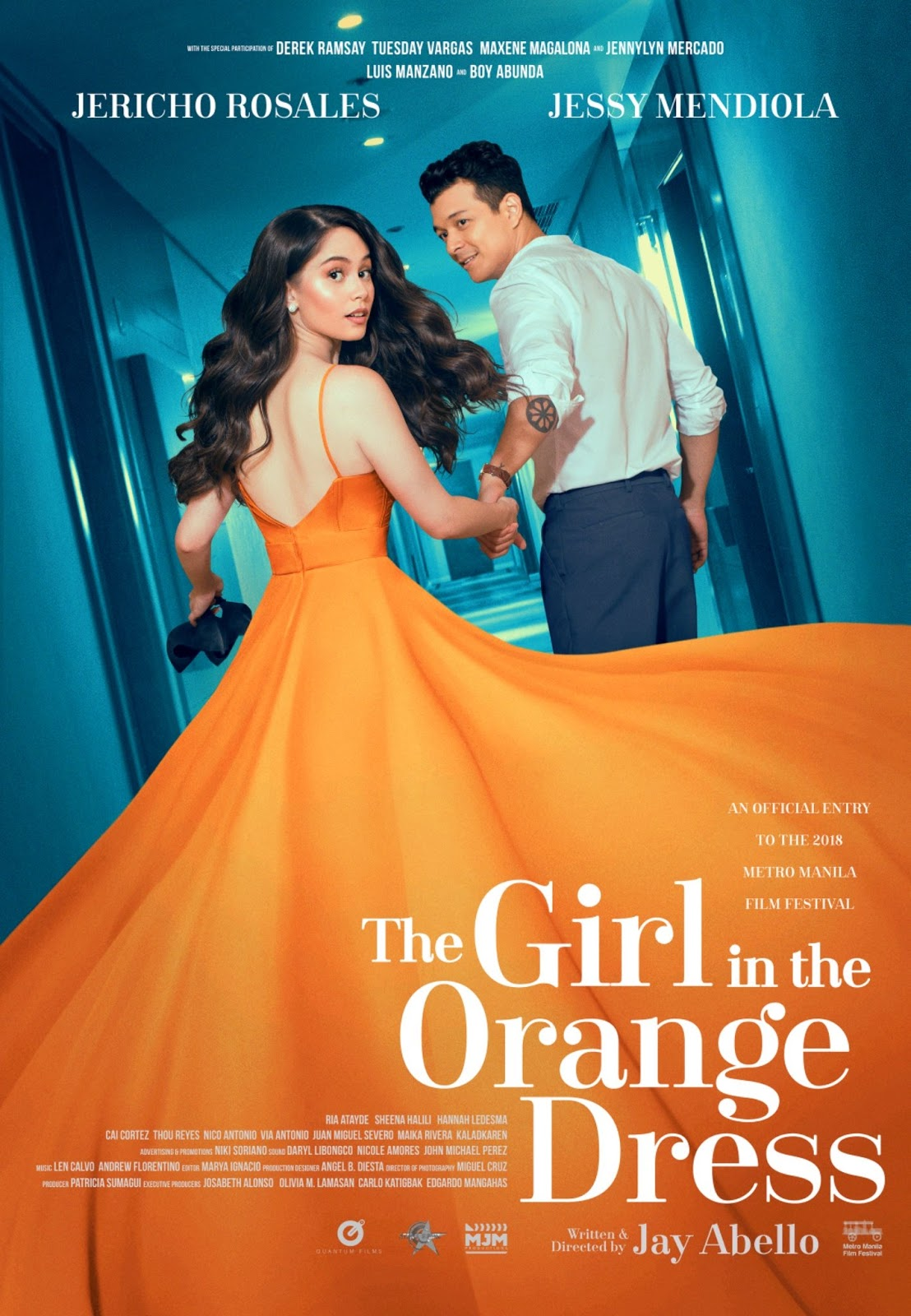 watch filipino bold movies pinoy tagalog poster full trailer teaser The Girl In The Orange Dress