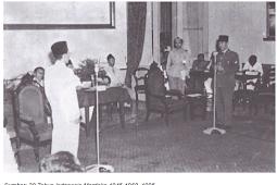 Pembentukan Republik Indonesia Serikat dan Pengakuan Kedaulatan Terhadap Indonesia