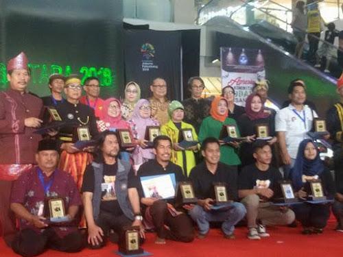 Apresiasi Komunitas Budaya Nusantara 2018