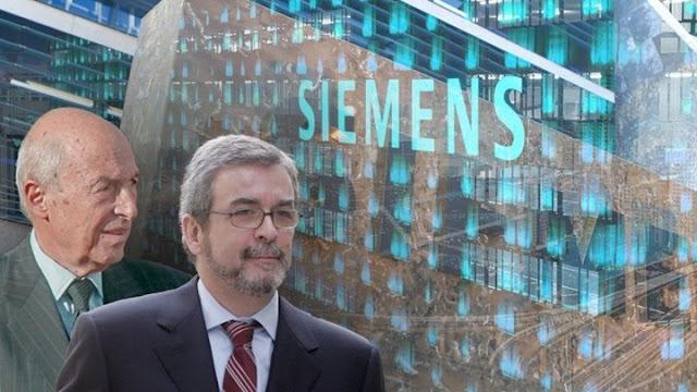 Η γραμματέας Χριστοφοράκου στη δίκη Siemens: Είχε συναντηθεί 6 φορές στο Μαξίμου με τον Σημίτη...