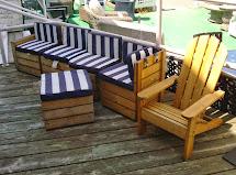 Hildreth' Home Goods Kids Outdoor Furniture