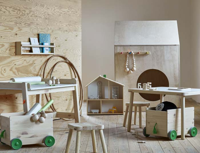 Merveilleux IKEA Launches A New Family Of Childrenu0027s Furniture And Storage.