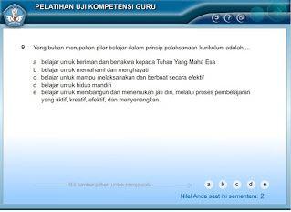 Pelatihan Uji Kompetensi Guru-http://www.librarypendidikan.com/