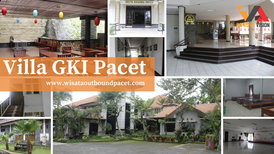villa gki pacet wisata outbound pacet improve vision