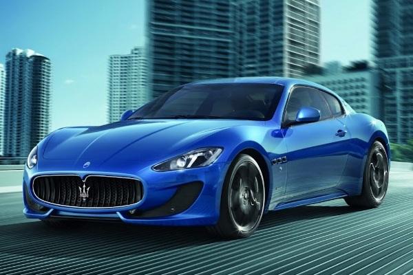 2012 Maserati GranTurismo Sport